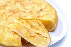 Como hacer tortilla de patata en el microondas