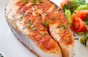 Recetas de pescado al microondas
