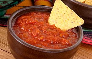 Recetas de salsas al microondas