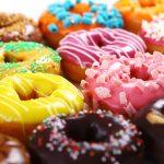 Receta de donuts en el microondas