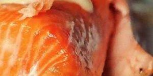 Receta de Salmón a la sidra en el microondas