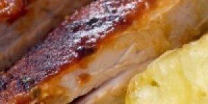 Receta de costillas de cerdo con patatas al microondas